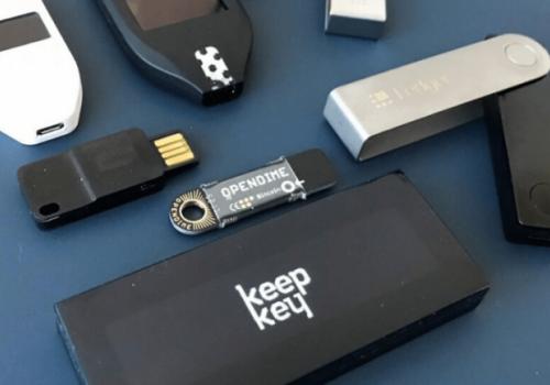 As melhores carteiras de hardware para criptomoedas em 2021