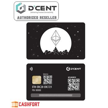 imagem D'Cent Card Wallet - ETH