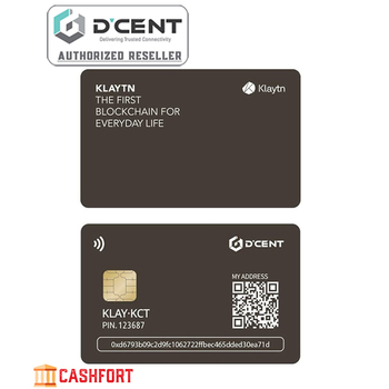 imagem D'Cent Card Wallet - Klaytn
